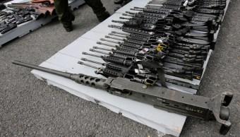 Foto: Ebrard: La contribución más importante de EU será frenar tráfico de armas, 1 de septiembre de 2016, México