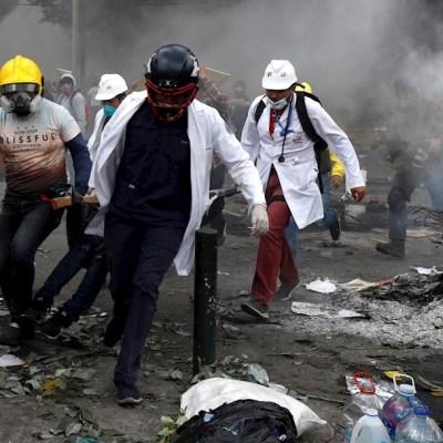 Ecuador amanece con nuevos enfrentamientos y más heridos