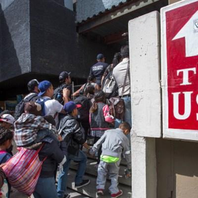 EEUU realizará pruebas de ADN a migrantes que crucen frontera desde México