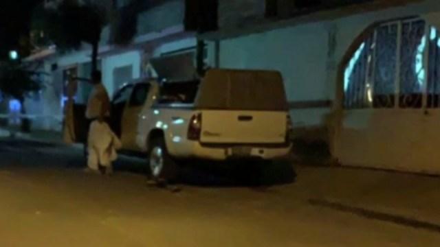 FOTO Ejecutan a 3 hombres en calles de Irapuato, Guanajuato (FOROtv)