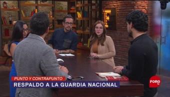 Foto: Apoyo Guardia Nacional Genuino 15 Octubre 2019