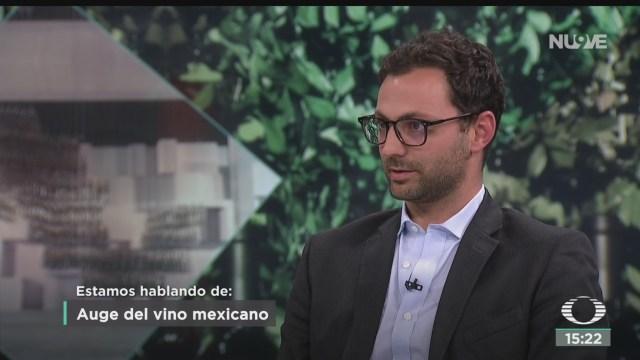 FOTO: auge vino mexicano, vino mexicano