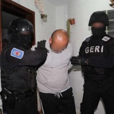 Cae 'El cabezas', presunto líder de la Fuerza Anti Unión Tepito