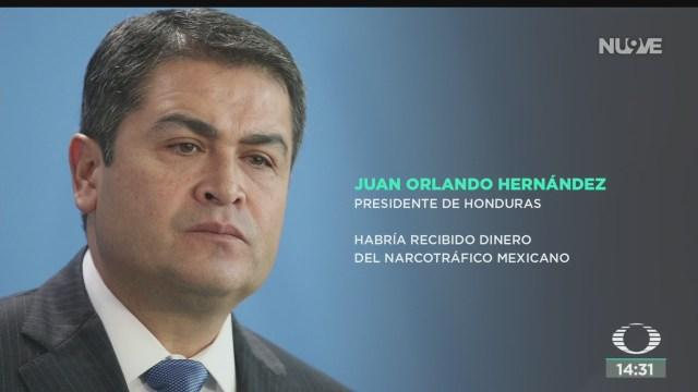 FOTO: El Chapo Habría Financiado Campaña Presidencial Honduras