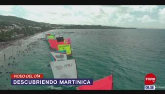 #ElVideodelDía: Descubriendo Martinica