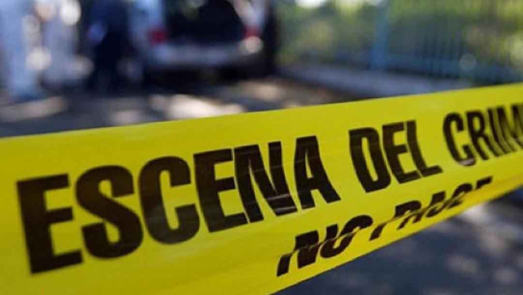 Foto: La Unidad de Investigación de Homicidios Intencionales de la Fiscalía de Jalisco indaga la agresión a balazos, 31 de octubre de 2019 (Getty Images, archivo)