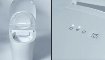 Inodoro-inteligente-Control-remoto-calefaccion-bano