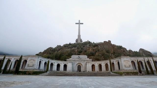 Foto Momento histórico España con exhumación Francisco Franco