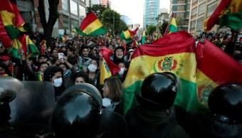 FOTO Evo Morales denuncia golpe de Estado en Bolivia (Reuters)