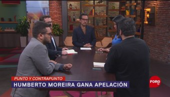 Foto: Exgobernador Humberto Moreira Gana Apelación 14 Octubre 2019