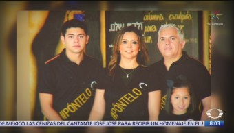 Familia crea asociación por uso del cinturón de seguridad