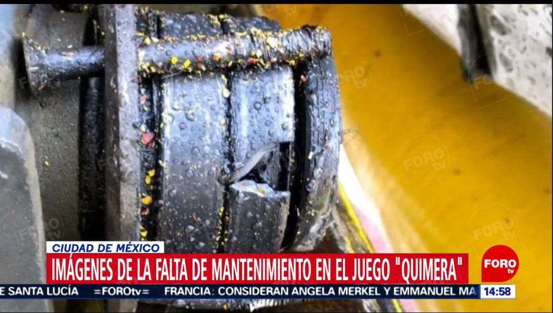 feria chapultepec eje fracturado