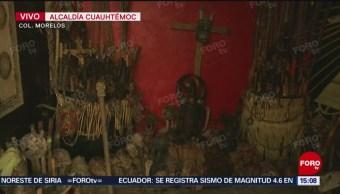 FOTO: Forotv Ingresa Túnel Tepito,