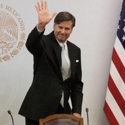 Tuit de embajador de Estados Unidos en México desata polémica