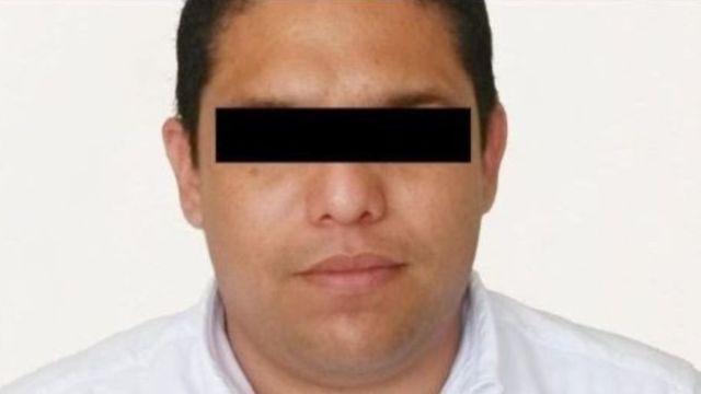 Foto: Arturo García Velázquez, alcalde del municipal de San Felipe Jalapa de Díaz, Oaxaca. Twitter/@MLS_censura
