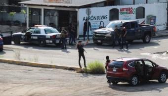 Foto: Grupos armados tomaron las calles de Culiacán, Sinaloa. Reuters