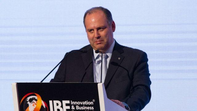 Gustavo de Hoyos, presidente de Coparmex.