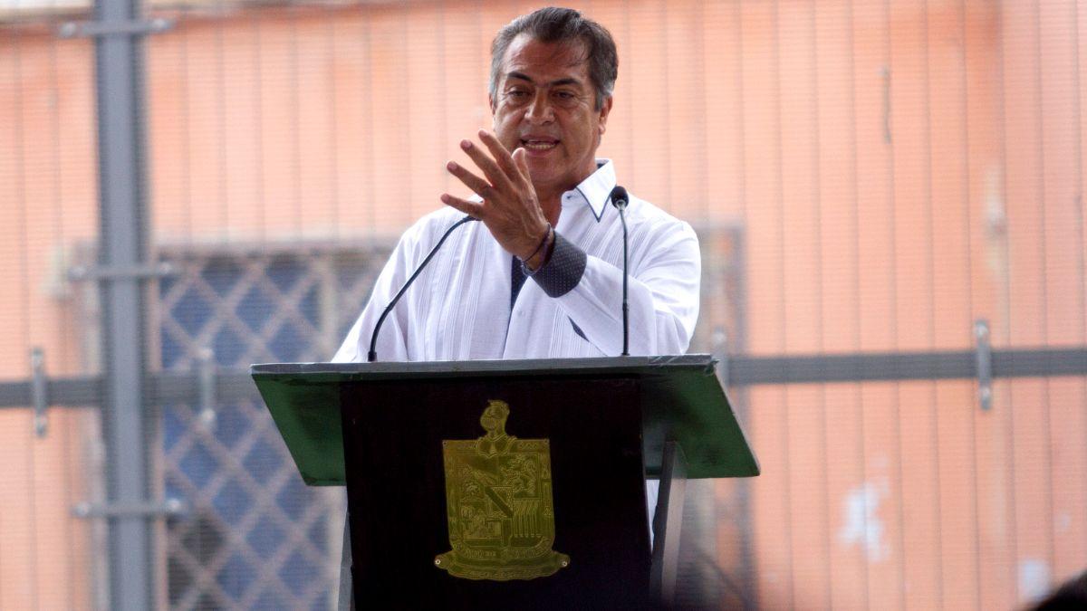 """Foto: Jaime Rodríguez Calderón """"El Bronco"""", gobernador de Nuevo León. Cuartoscuro"""