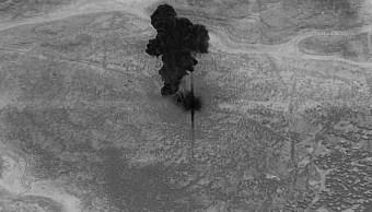 Foto: Operativo de las Fuerzas Armadas de Estados Unidos contra Abu Bakr al Baghdadi