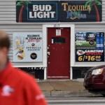 Foto: Entrada del Tequila KC Bar en Kansas City, Estados Unidos. Getty Images