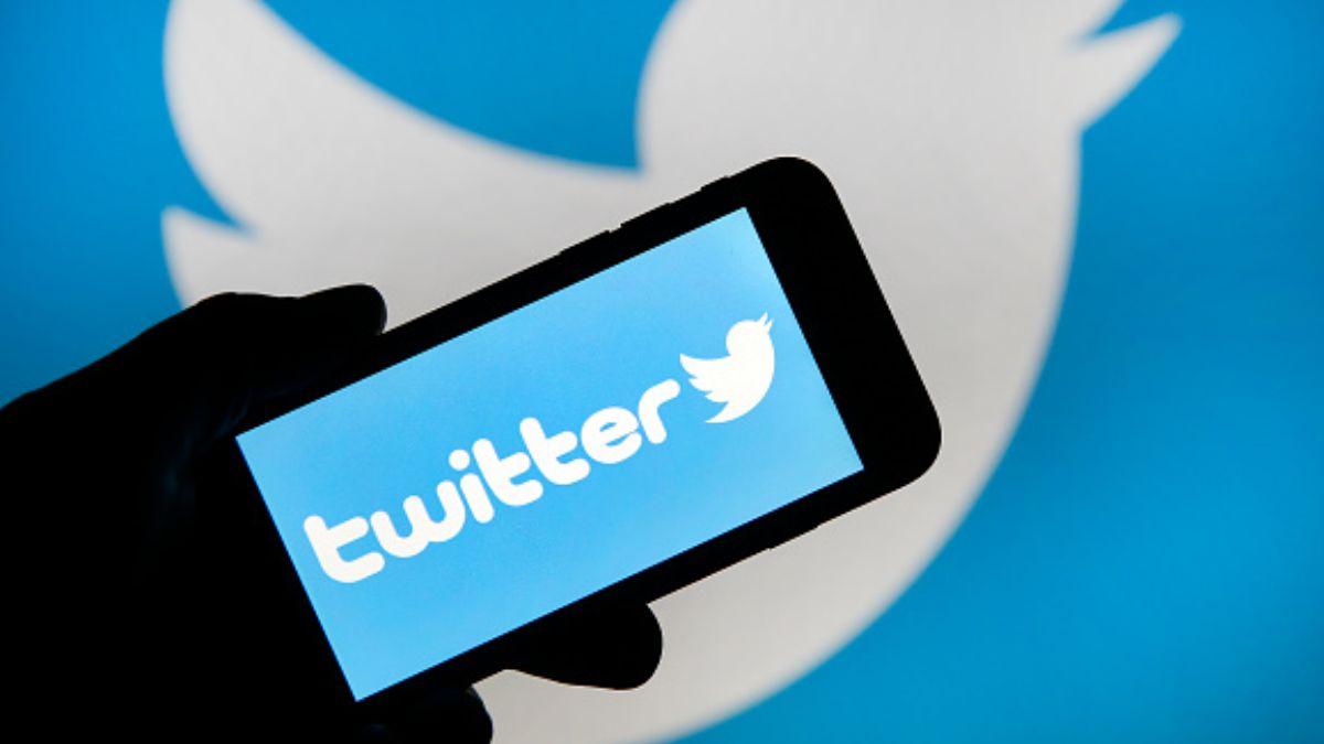 Foto: Logo de Twitter. Getty Images/Archivo