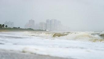 Imagen: Los investigadores aseguran que se trata de un tipo de interacción entre la atmósfera, el océano y la corteza terrestre, 19 de octubre de 2019 (Getty Images, archivo)