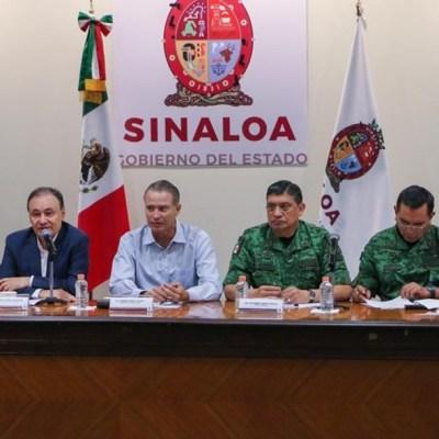 Gabinete de Seguridad admite actuación precipitada en Culiacán, afirma que fue un 'operativo fallido'