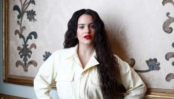 Foto: Rosalía, de 26 años, se encontraba en Sevilla para recibir un premio cuando sucedieron los hechos, 31 de octubre de 2019 (Getty Images, archivo)