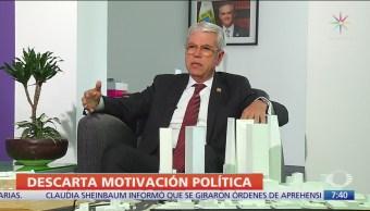Giran órdenes de aprehensión contra dos funcionarios del gobierno de Miguel Mancera