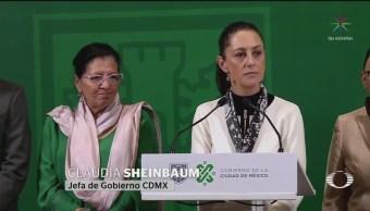Foto: Gobierno Cdmx Listo Contener Actos Vandálicos 2 Octubre 1 Octubre 2019