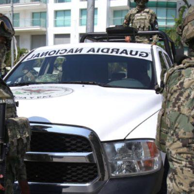 Guardia Nacional rescata a hombre secuestrado en Reynosa, Tamaulipas