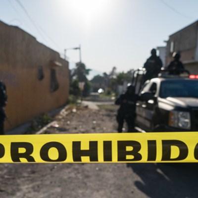 Hallan bolsas con restos humanos en Celaya, Guanajuato