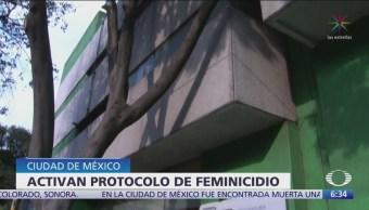 Hallan cuerpo de mujer canadiense en departamento de colonia Roma, CDMX