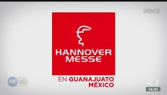 FOTO: Hannover Messe Por Primera Vez Guanajuato