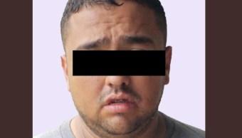 Héctor Flavio N, líder de grupo delictivo en Tamaulipas