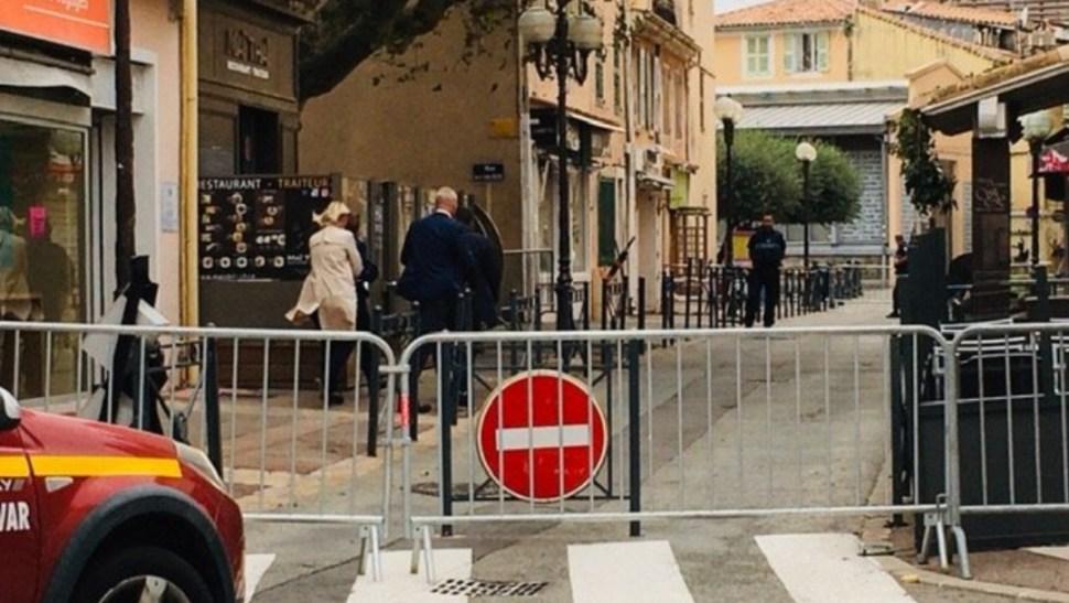 Foto: Detienen a hombre que se atrincheró en museo en Francia , 23 de octubre de 2019, Francia