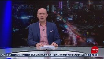 Foto: Hora 21 Julio Patán Programa Completo 16 Octubre 2019