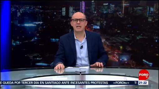 Foto: Hora 21 Julio Patán Programa Completo 21 Octubre 2019