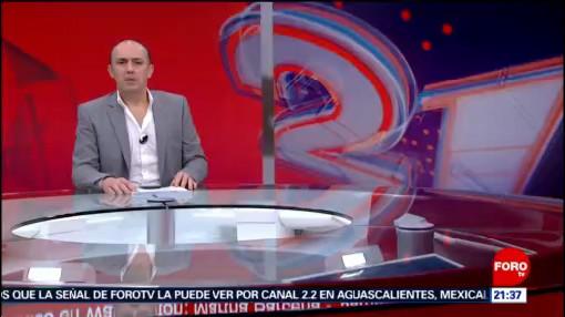 Foto: Hora 21 Julio Patán Programa Completo 4 Octubre 2019