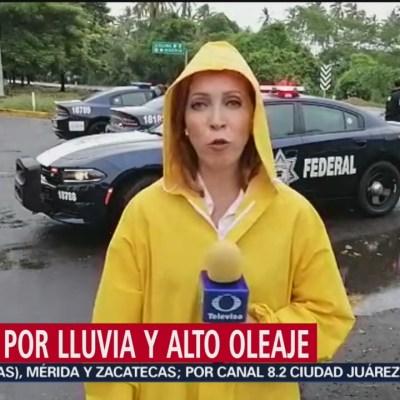 Implementan Plan DN-III en Colima por tormenta tropical Priscila