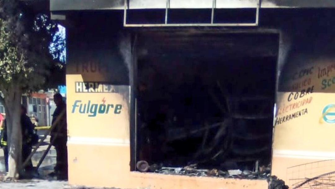 incendio ecatepec estado mexico deja un muerto