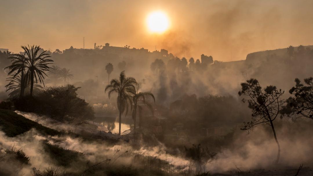 Foto: Hay, al menos, 300 casas afectadas, 25 de octubre de 2019 (OMAR MARTÍNEZ /CUARTOSCURO.COM)
