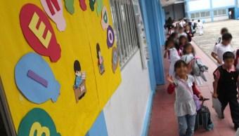 Jardín de niños en Cuernavaca