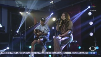 Jesse & Joy presentan nuevo sencillo con Luis Fonsi