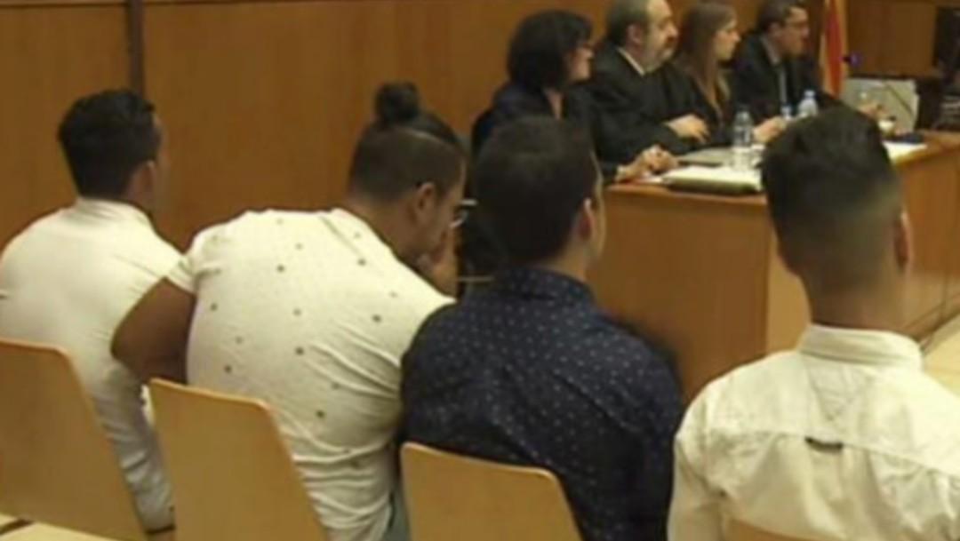 Condenados por abuso sexual los autores de violación múltiple en Manresa, España