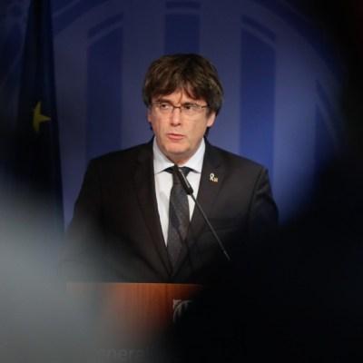 Justicia española dicta nueva orden europea de detención de Puigdemont