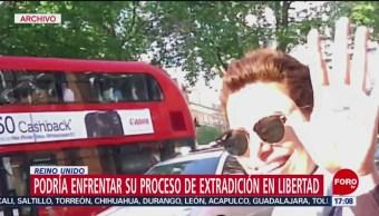 FOTO: Karime Macías Podría Enfrentar Proceso Extradición