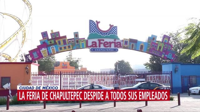 Foto: Feria Chapultepec Despide Todos Empleados 29 Octubre 2019
