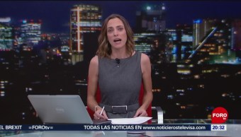 Foto: Las Noticias Ana Francisca Vega Programa Completo Forotv 17 Octubre 2019