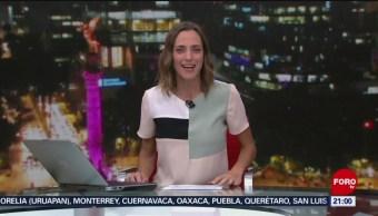 Foto: Las Noticias Ana Francisca Vega Programa Completo Forotv 22 Octubre 2019